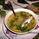 рыбный суп из скумбрии - состав и фото