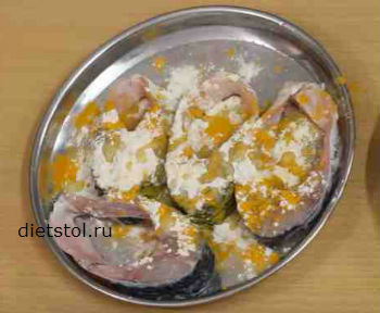 крап жареный на сковороде рецепт приготовления с фото