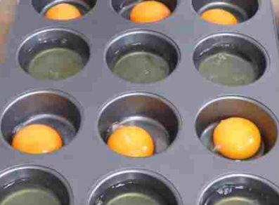 Закуска яйца фаршированные грибами