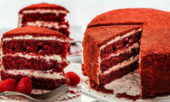 Торт Красный бархат : ингредиенты