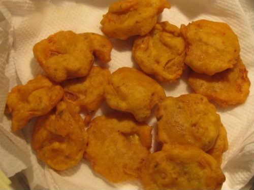 Рецепт кабачков в кляре