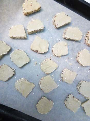 киноа, печенье фото 1