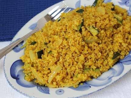 Булгур: рецепт приготовления с овощами